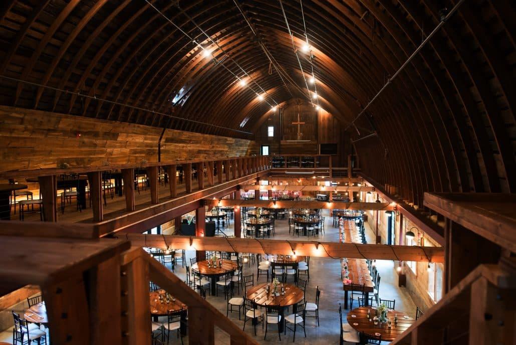 Rustic Barn Wedding Venue In Minnesota