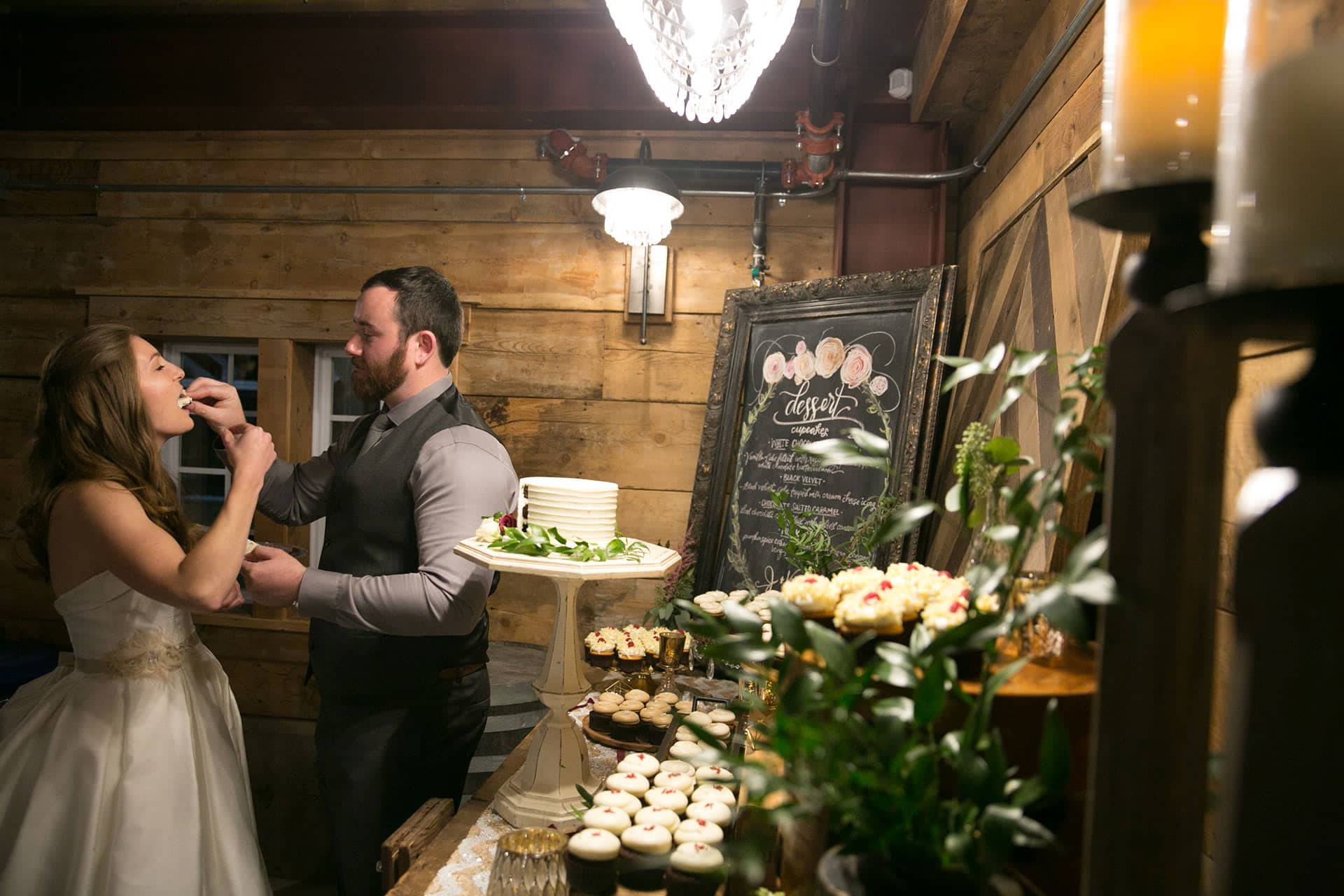 wedding celebration in minnesota